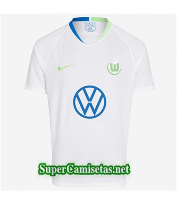 Tercera Equipacion Camiseta Wolfsburg 2019/20