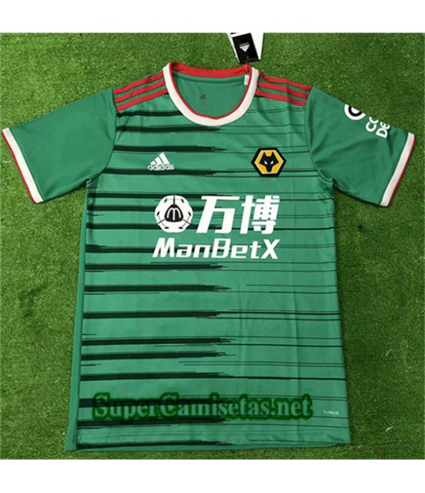 Tercera Equipacion Camiseta Wolverhampton 2019/20