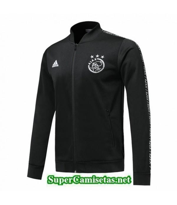 Tailandia Camiseta Ajax Chaqueta Negro 2019/20