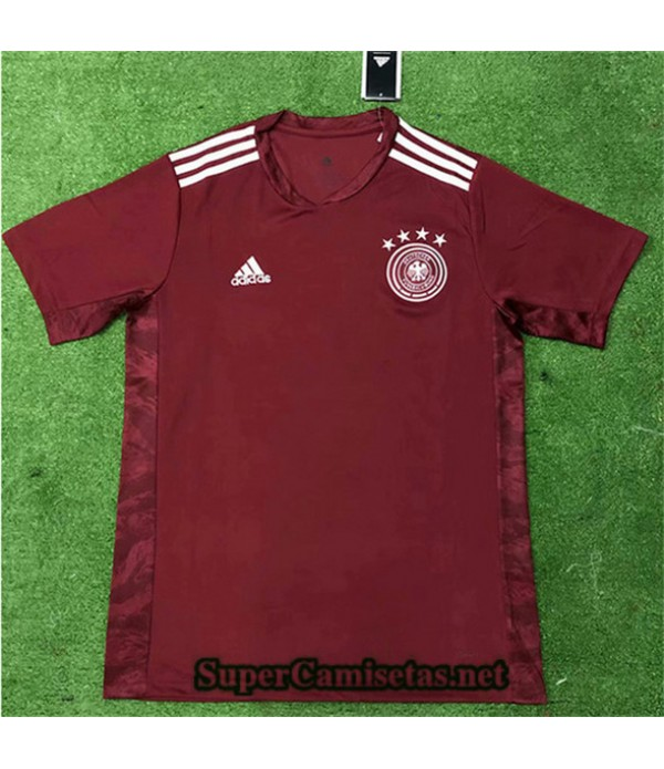 Tailandia Camiseta Alemania Rojo 2019/20