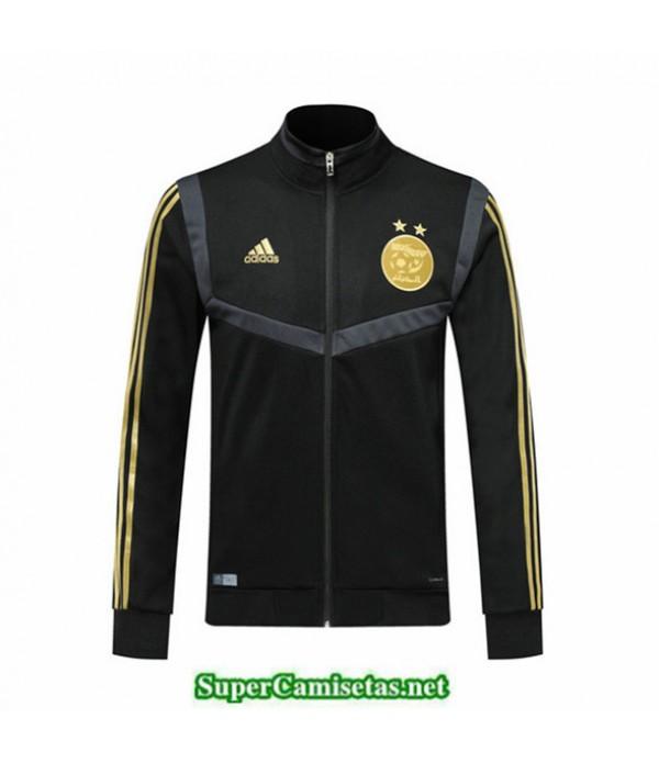 Tailandia Camiseta Argelia Chaqueta Negro 2019/20
