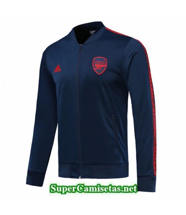 Tailandia Camiseta Arsenal Chaqueta Azul Oscuro 2019/20