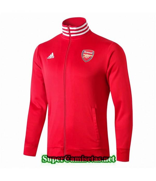 Tailandia Camiseta Arsenal Chaqueta Rojo 2019/20