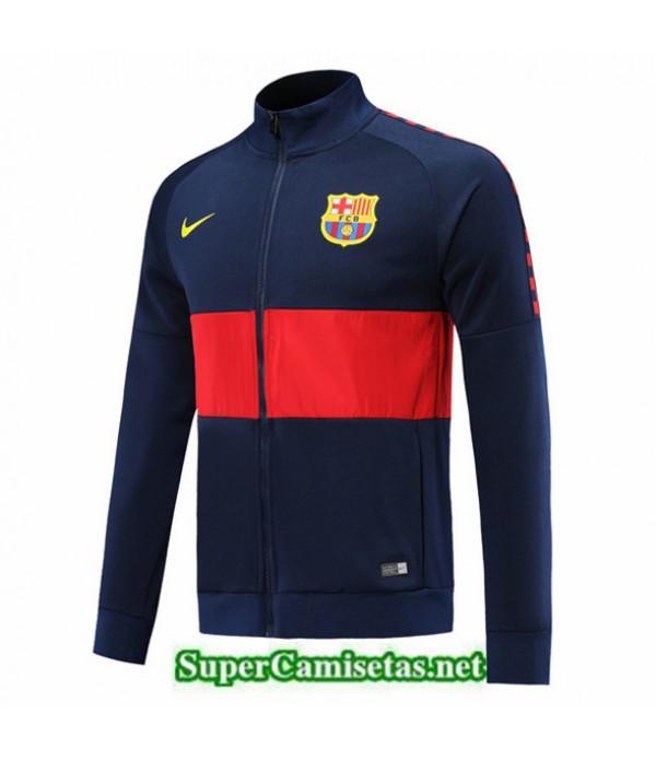 Tailandia Camiseta Barcelona Chaqueta Rojo/azul Oscuro 2019/20