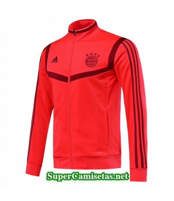 Tailandia Camiseta Bayern Munich Chaqueta Rojo 2019/20