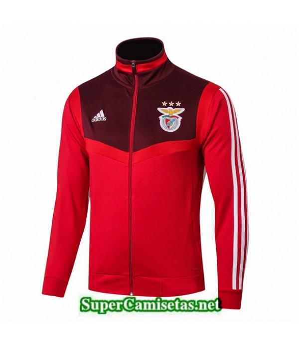 Tailandia Camiseta Benfica Chaqueta Rojo 2019/20