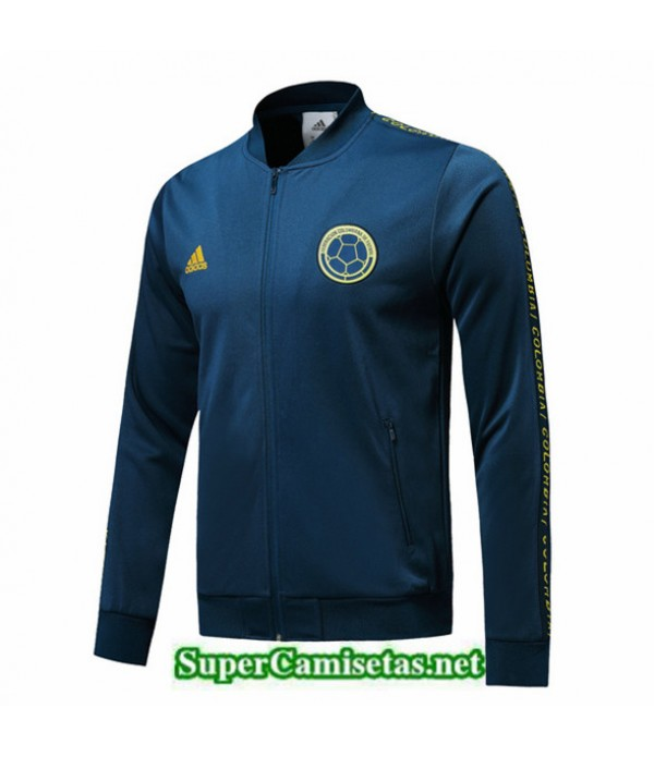 Tailandia Camiseta Colombia Chaqueta Azul Oscuro 2019/20