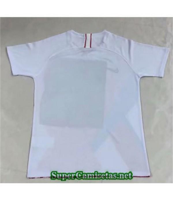 Tailandia Camiseta Entrenamiento Psg Blanco/rojo/azul 2019/20