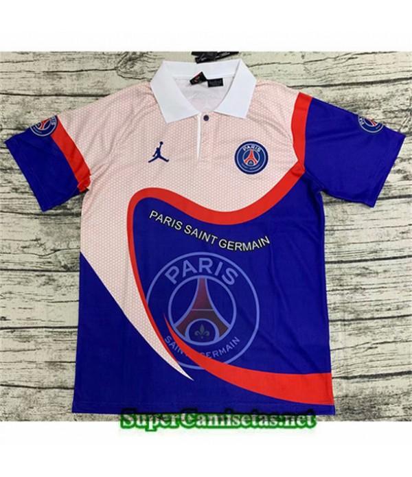 Tailandia Camiseta Entrenamiento Psg Jordan 2019/2...