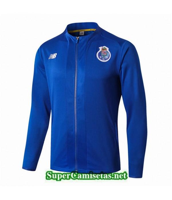 Tailandia Camiseta Fc Porto Chaqueta Azul/negro 2019/20