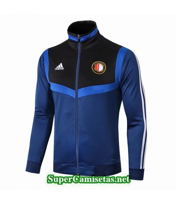 Tailandia Camiseta Feyenoord Chaqueta Azul Oscuro 2019/20