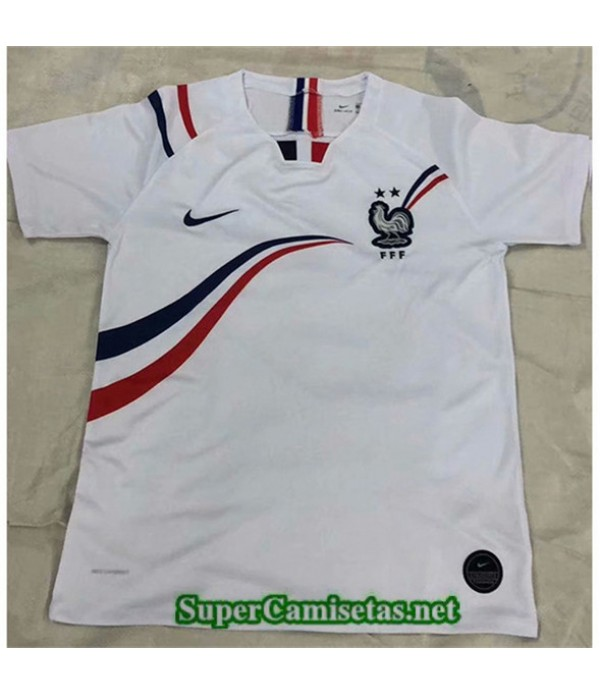 Tailandia Camiseta Francia Blanco 2019/20
