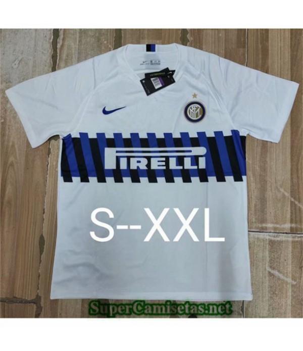 Tailandia Camiseta Inter Milan Blanco 2019/20