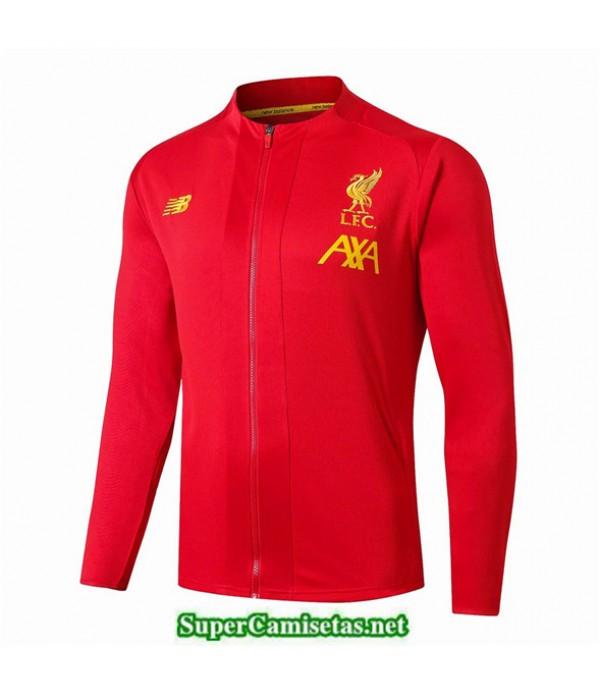 Tailandia Camiseta Liverpool Chaqueta Rojo 2019/20