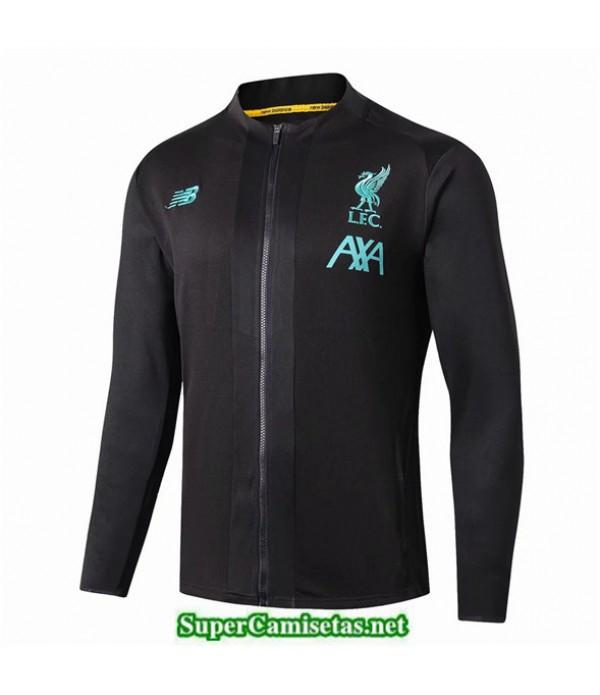 Tailandia Camiseta Liverpool L.f.c Chaqueta Negro 2019/20