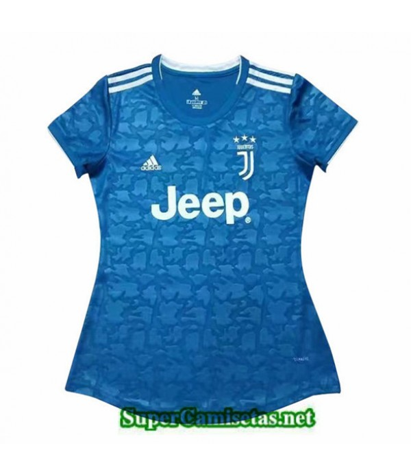 Tailandia Camiseta Mujer Segunda Juventus2019/20