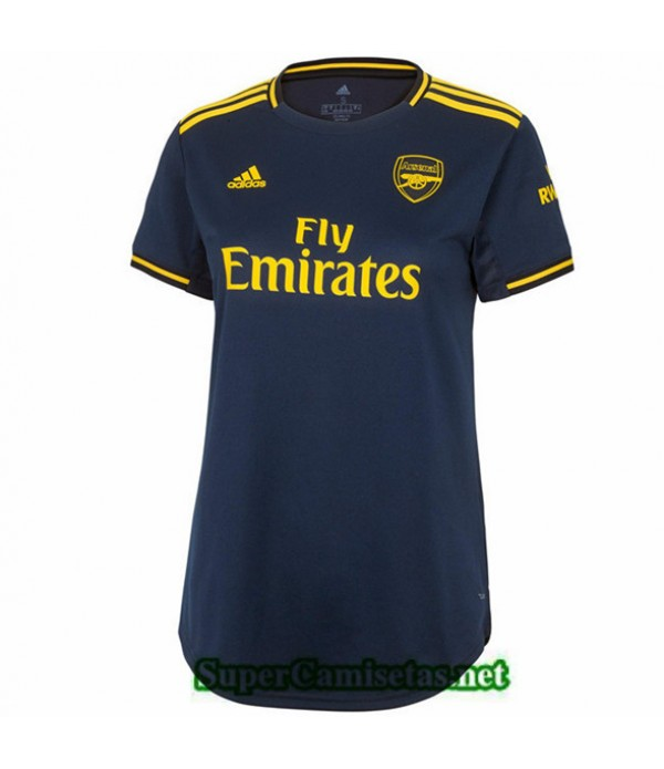 Tailandia Camiseta Mujer Tercera Arsenal2019/20