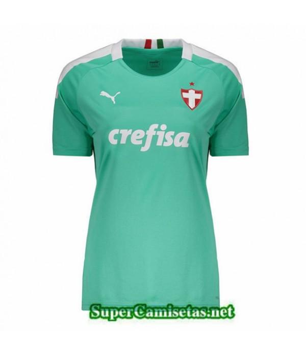Tailandia Camiseta Mujer Tercera Palmeiras2019/20