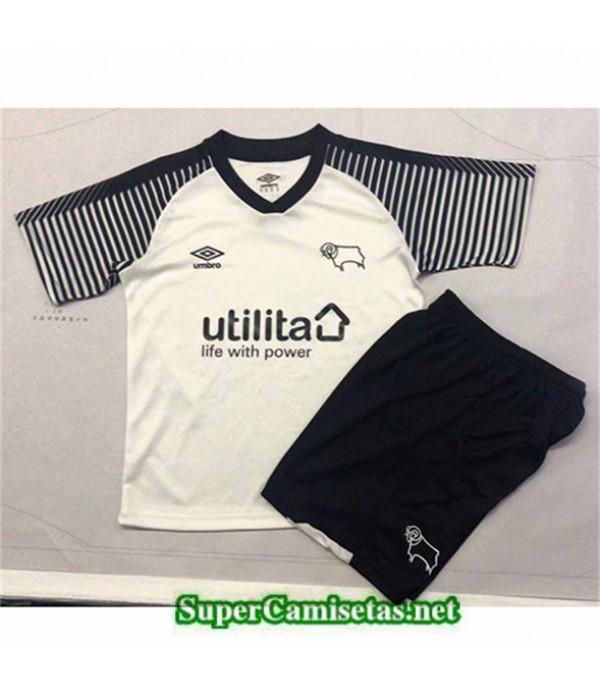 Tailandia Camiseta Niños Primera Derby County2019/20