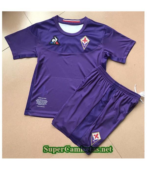 Tailandia Camiseta Niños Primera Fiorentina2019/20