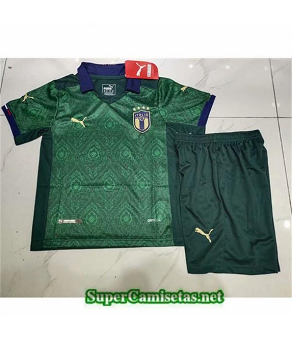 Tailandia Camiseta Niños Primera Italiaverde 2019/20