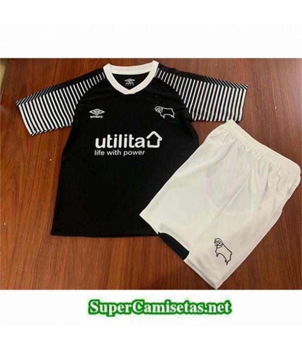 Tailandia Camiseta Niños Segunda Derby County2019/20