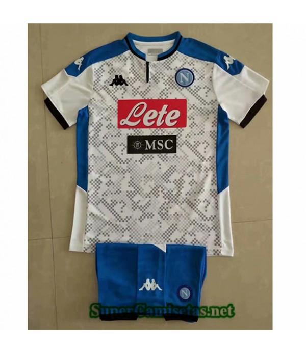 Tailandia Camiseta Niños Segunda Napoli2019/20