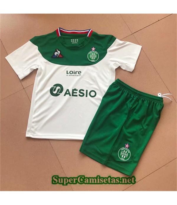 Tailandia Camiseta Niños Segunda Saint Etienne2019/20
