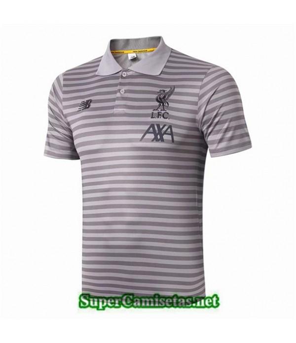 Tailandia Camiseta Polo Entrenamiento Liverpool Ba...