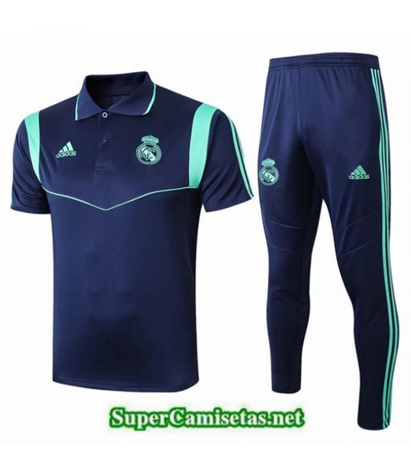 Tailandia Camiseta Polo Entrenamiento Real Madrid ...