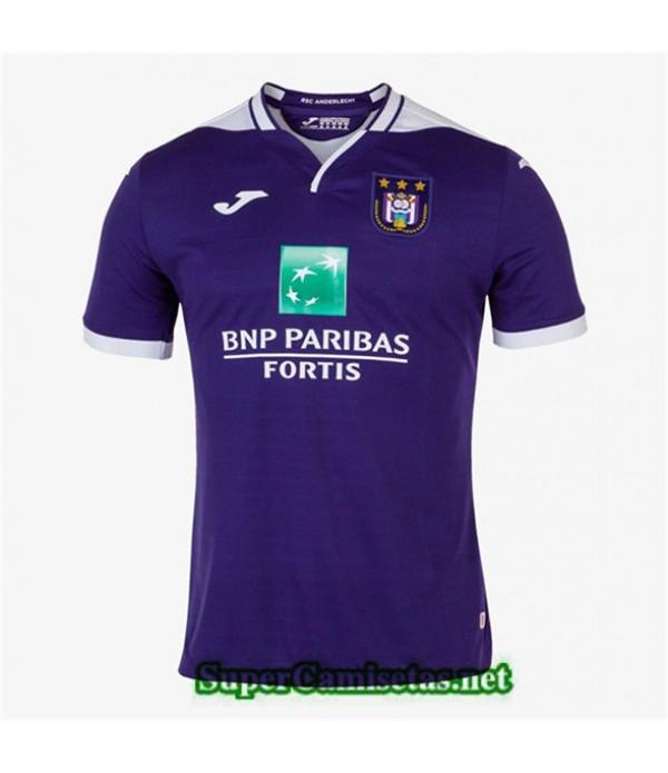 Tailandia Camiseta Primera Anderlecht 2019/20