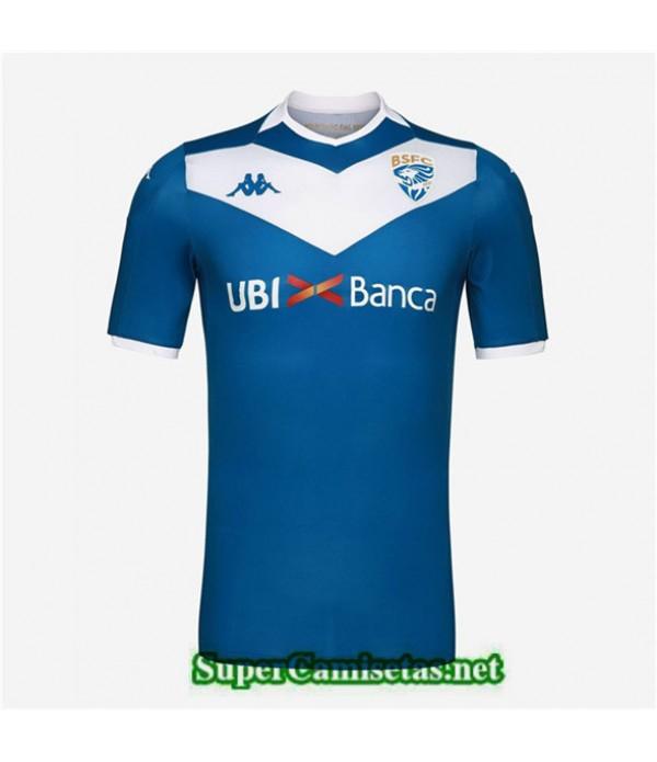 Tailandia Camiseta Primera Brescia Calcio Azul 2019/20