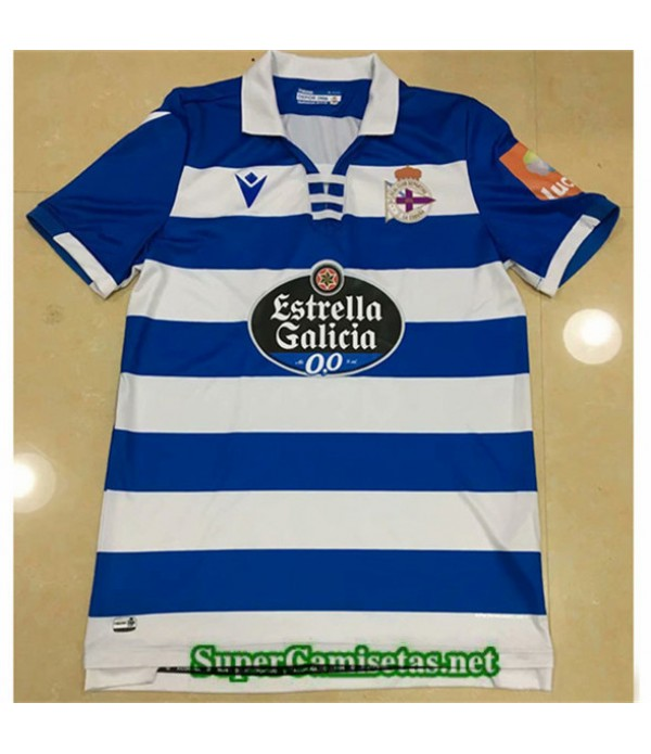 Tailandia Camiseta Primera Deportivo De La Coruna 2019/20