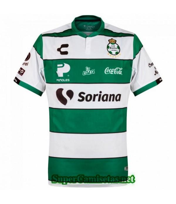 Tailandia Camiseta Primera Santos Laguna 2019/20