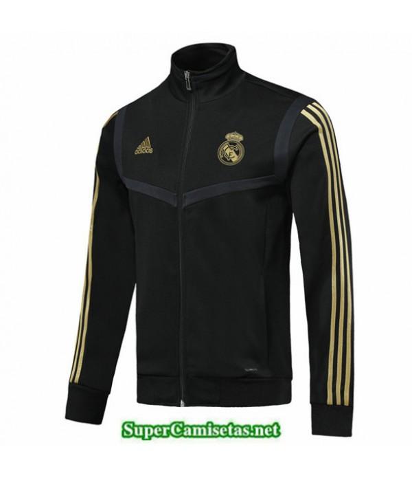 Tailandia Camiseta Real Madrid Chaqueta Negro 2019/20