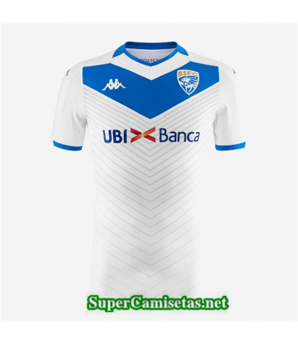 Tailandia Camiseta Segunda Brescia Calcio Blanco 2019/20