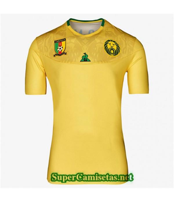 Tailandia Camiseta Segunda Camerun Amarillo 2019/20