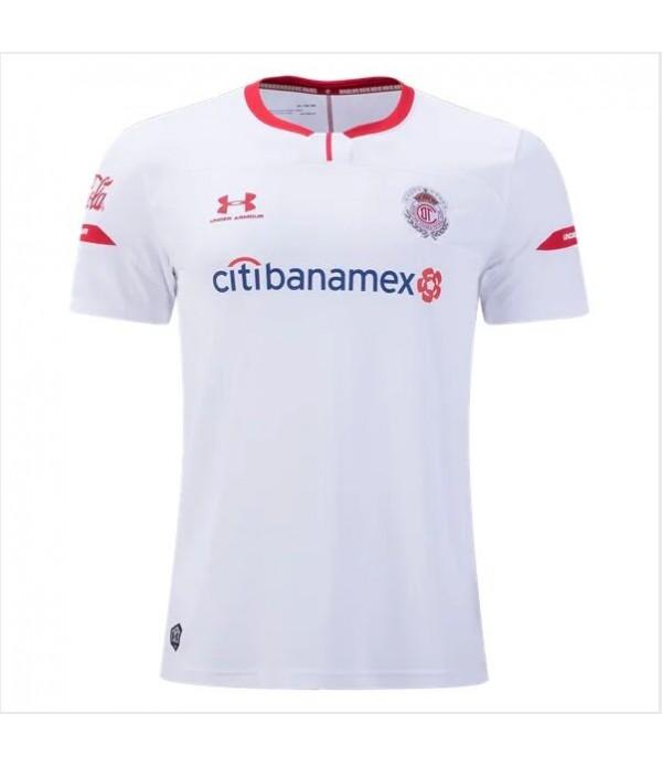 Tailandia Camiseta Segunda Torluca 2019/20