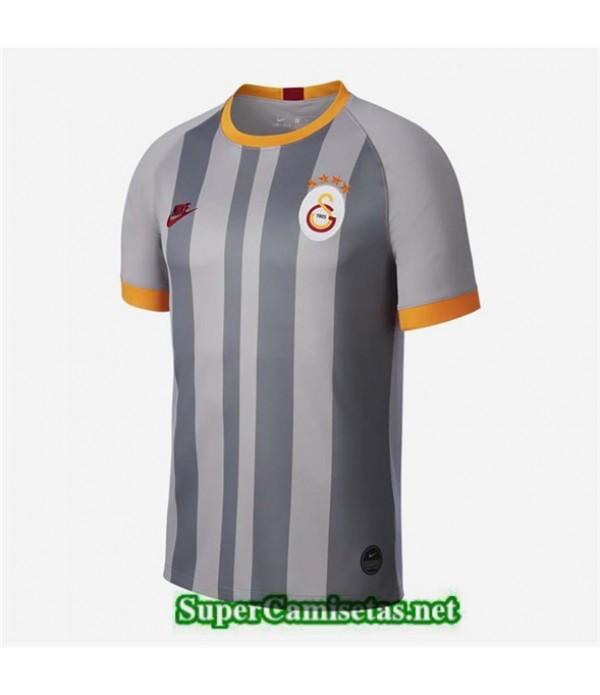 Tailandia Camiseta Tercera Galatasaray Gris 2019/20