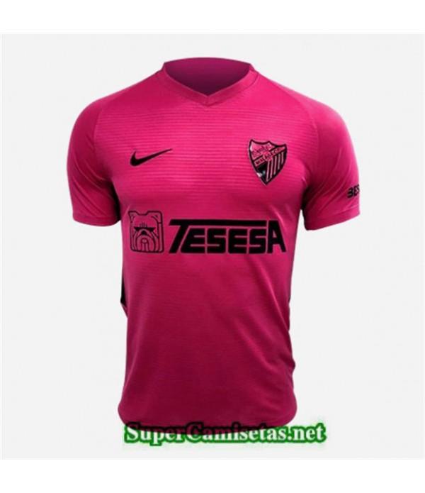 Tailandia Camiseta Tercera Malaga Rosa 2019/20