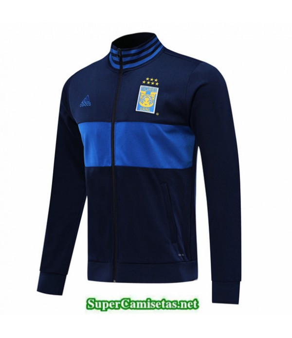 Tailandia Camiseta Tigres Uanl Chaqueta Azul Oscuro 2019/20