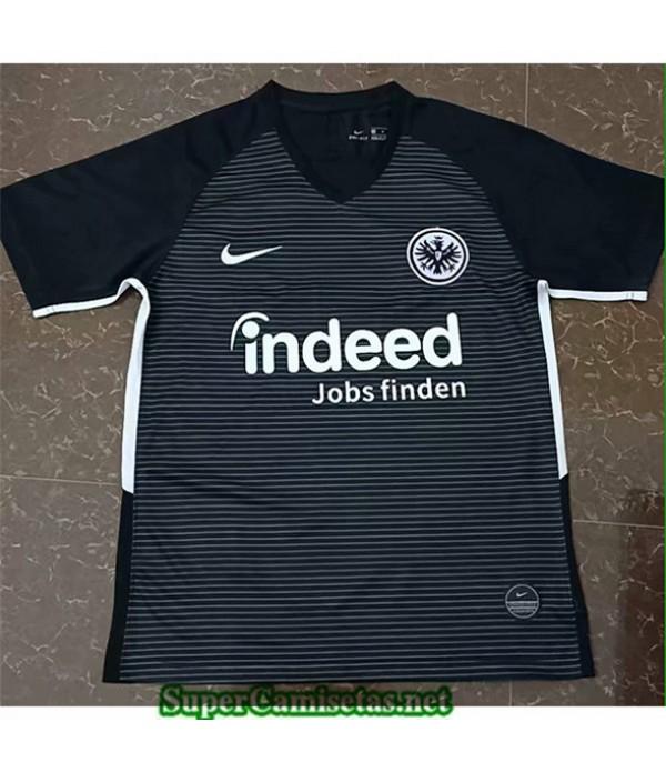 Tailandia Equipacion Camiseta Eintracht Frankfurt Negro 2019/20
