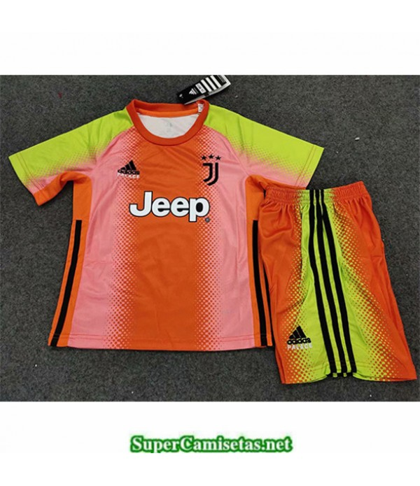 Tailandia Equipacion Camiseta Juventus Niños Port...
