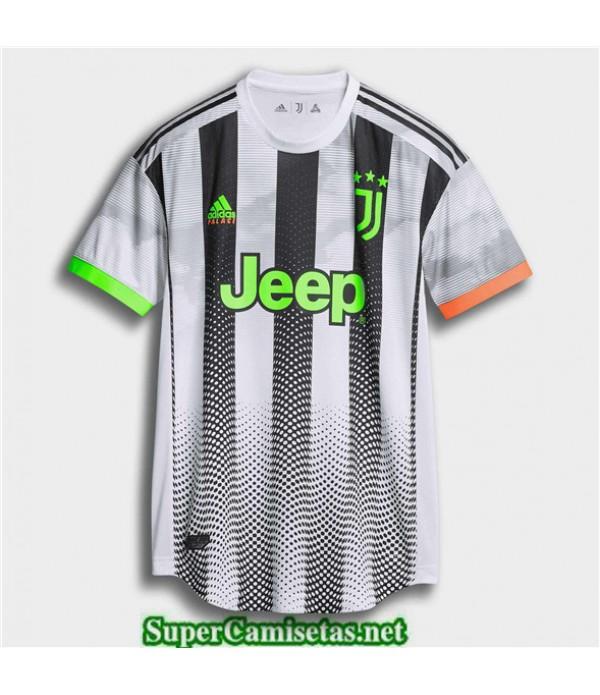 Tailandia Equipacion Camiseta Juventus Cuarto 2019...