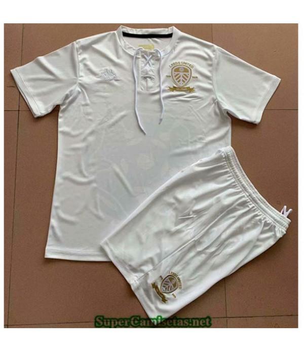 Tailandia Equipacion Camiseta Leeds United Niños Edición Especial 2019 2020