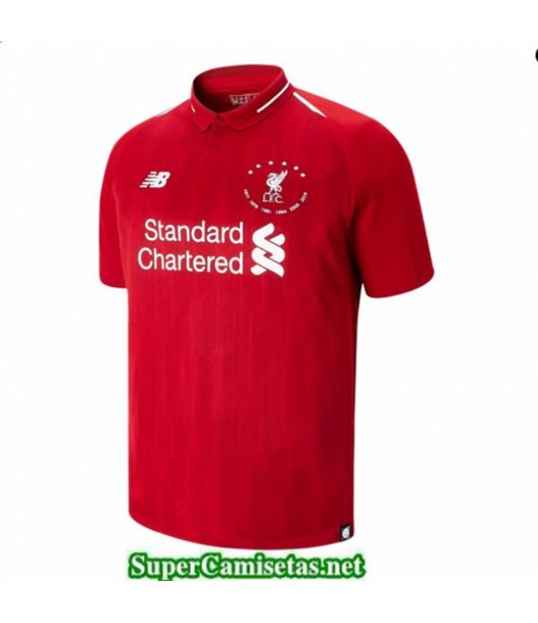Tailandia Equipacion Camiseta Liverpool 6 Ligue De...