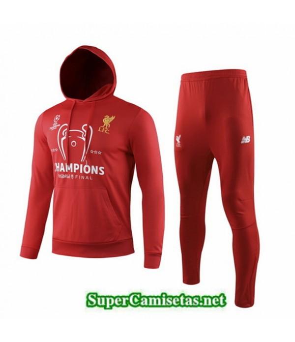 Tailandia Liverpool Rojo Sombrero 2019/20