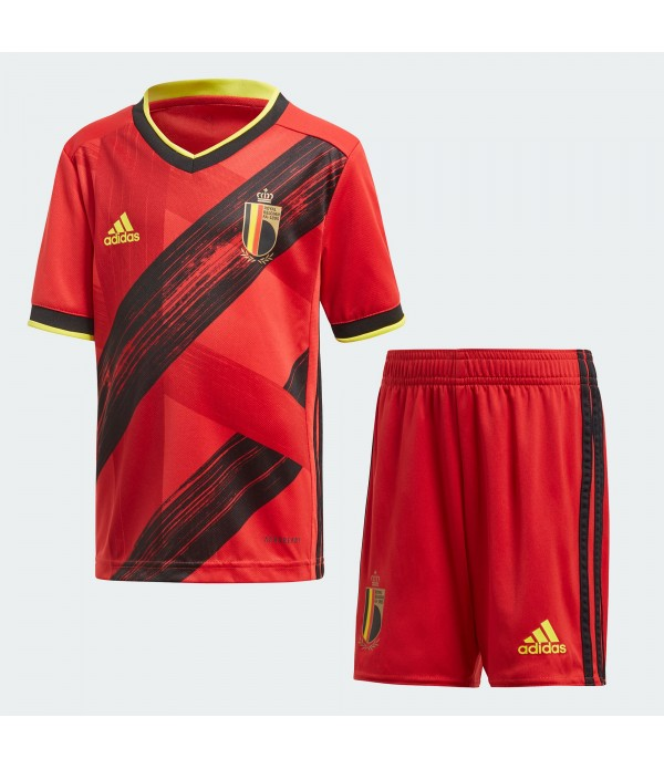Tailandia Primera Equipacion Camiseta Belgica Niños Euro Uefa Euro 2020/2021