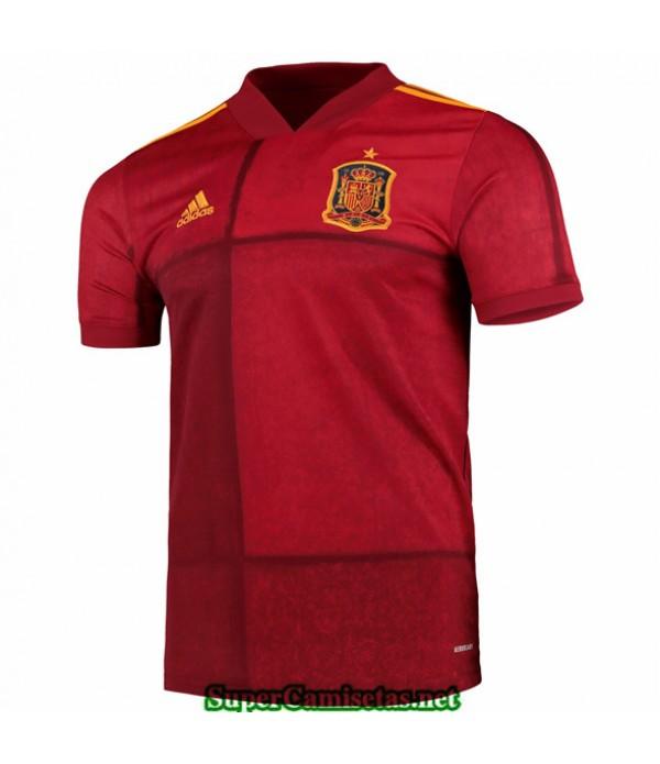 Tailandia Primera Equipacion Camiseta Espana Uefa ...