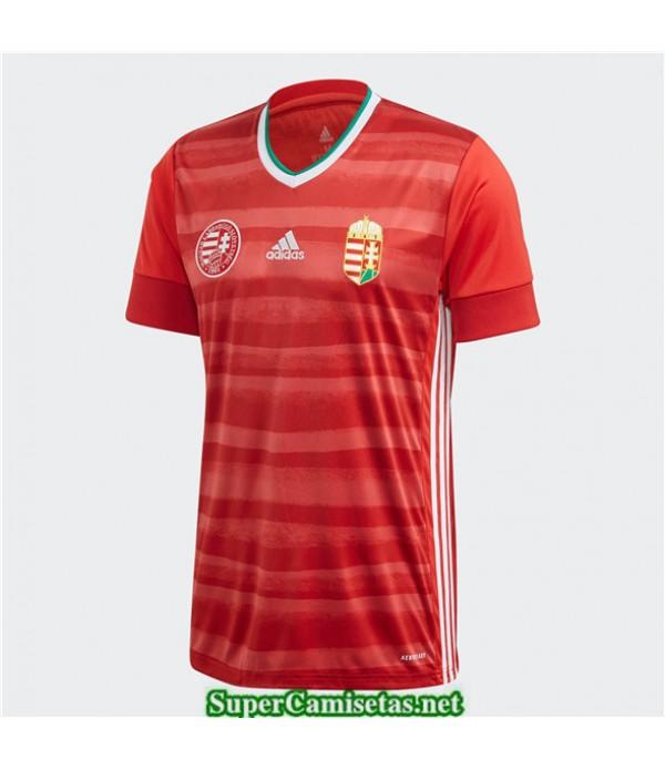 Tailandia Primera Equipacion Camiseta Hungria Uefa Euro 2020/2021